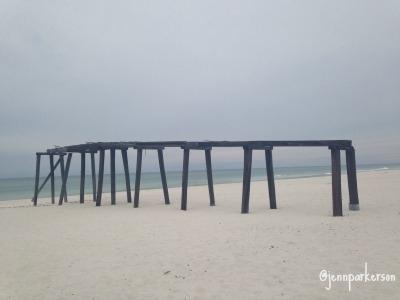 Panama City Beach To Camp Helen