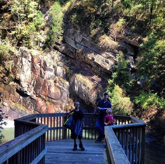 Tallulah Gorge State Park In Tallulah Falls Georgia Kid Friendly Attractions Trekaroo