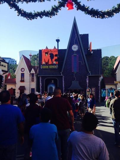 Universal Studios Hollywood Universal City Ca Kid