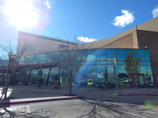 Hotels Close To New Mexico Natural Museum Of Science