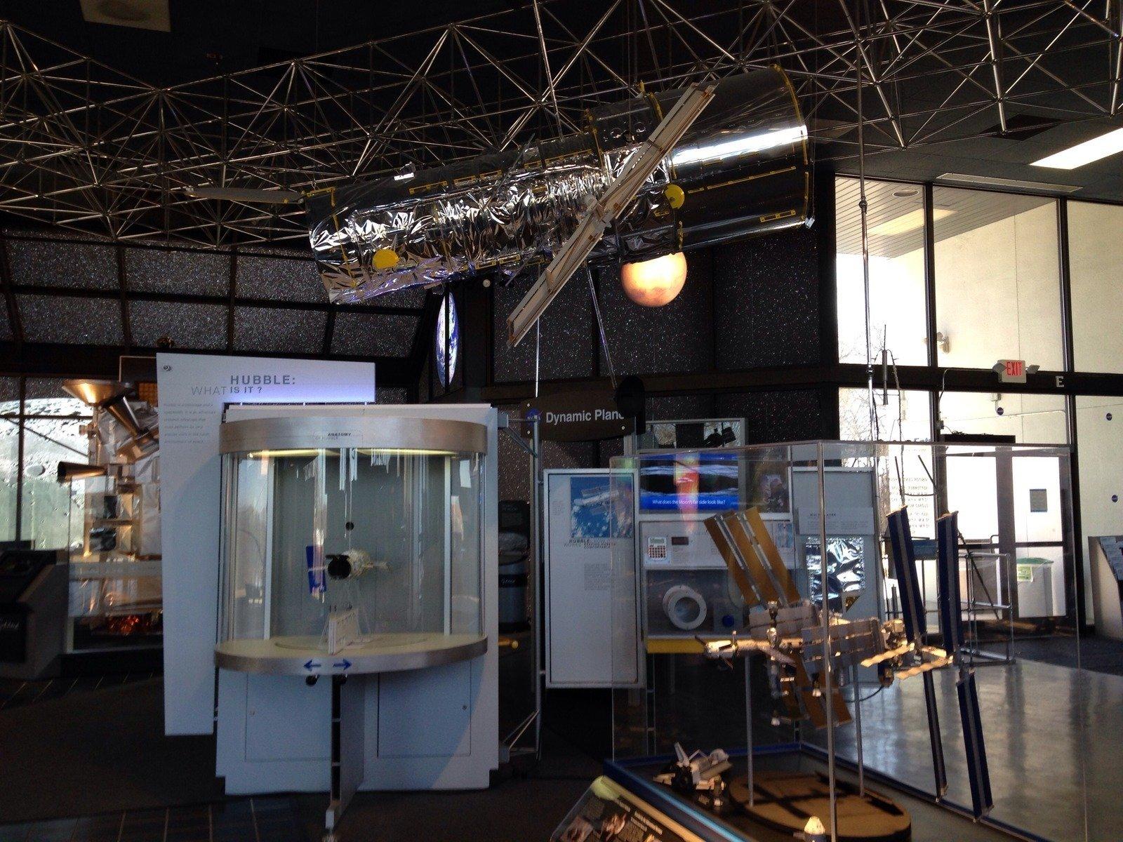 NASA's Goddard Space Flight Center - Visitor Center in ...