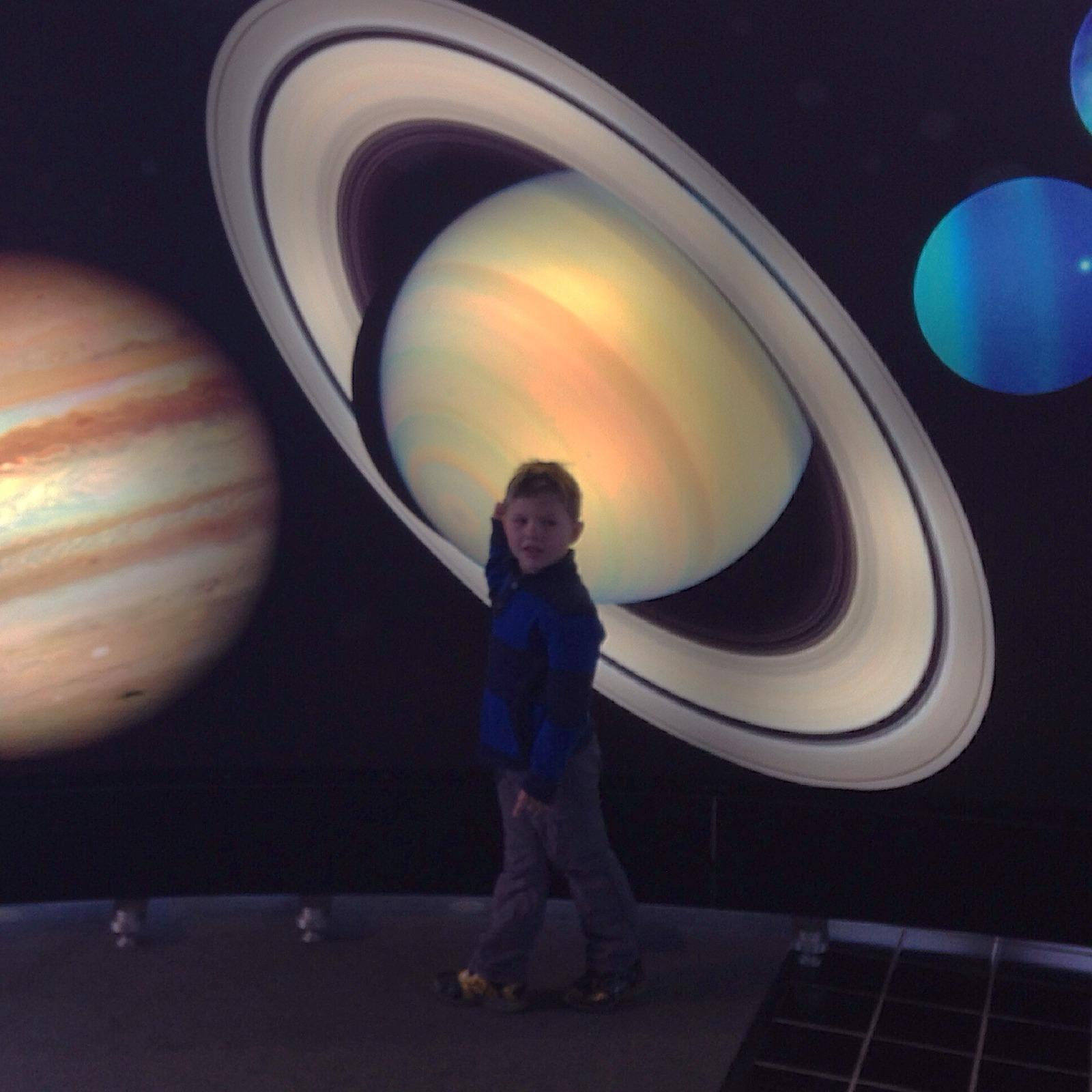NASA's Goddard Space Flight Center - Visitor Center ...