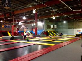 Flight Trampoline Park - Springfield, Virginia