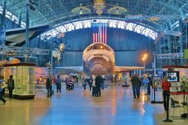 National Air Museum's Steven F. Udvar-Hazy Center - Chantilly, Virginia