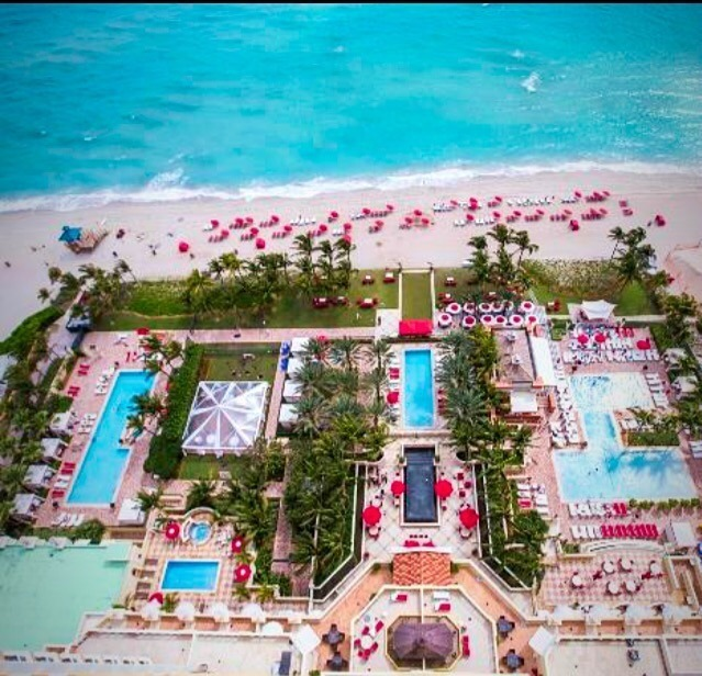 Acqualina Resort And Spa In North Miami