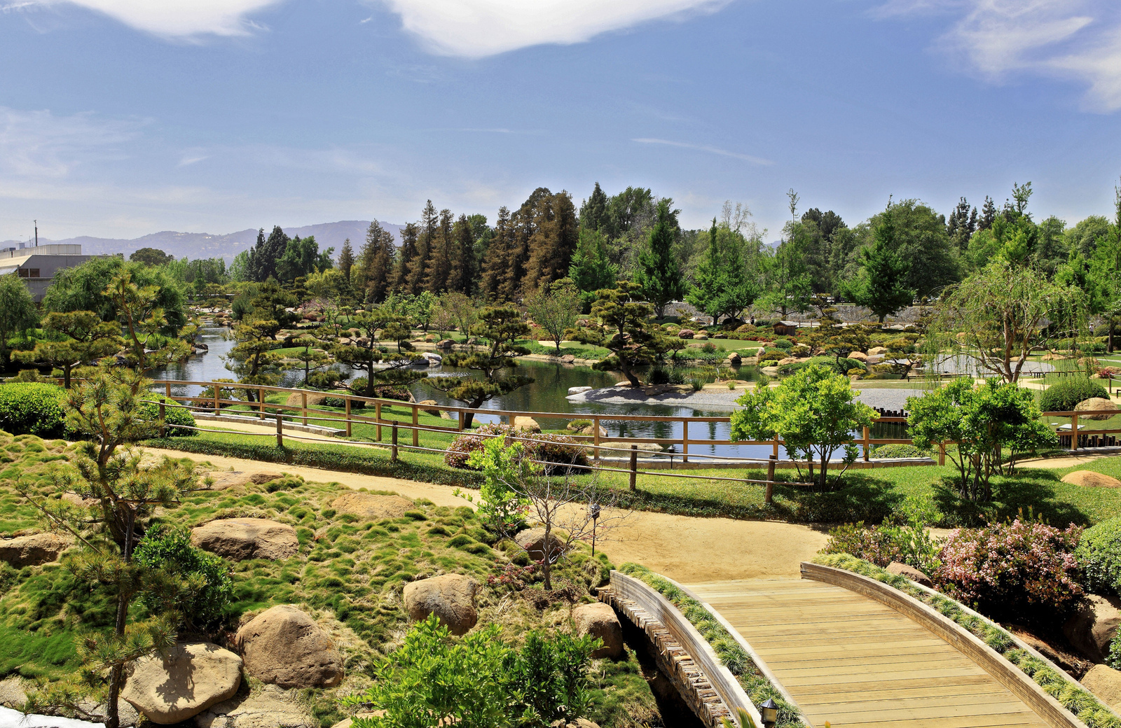 The Japanese Garden Van Nuys Ca Kid Friendly Activity