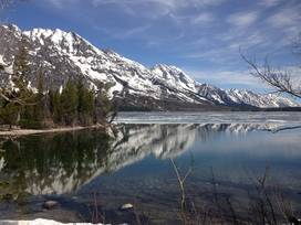 Jenny Lake - Moose, Wyoming