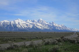 Grand Teton National Park - Moose, Wyoming