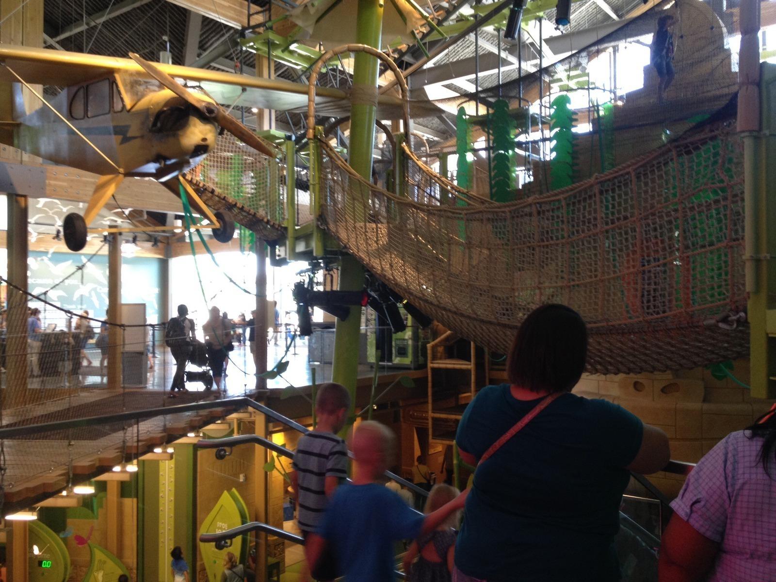 Thanksgiving Point Museum Of Natural Curiosity Lehi Ut Kid Fri Trekaroo