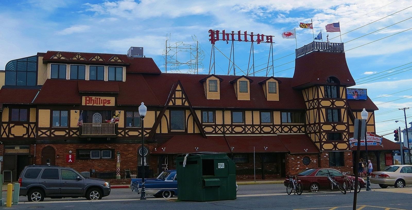 Phillips restaurant coupons ocean city md