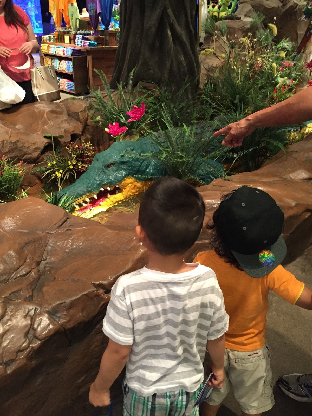 Rainforest Cafe In Auburn Hills, Michigan