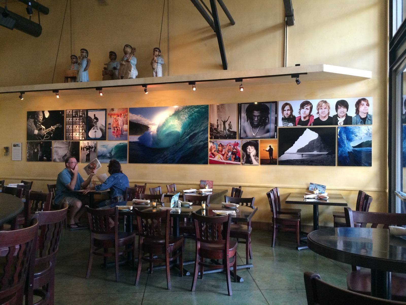 Wild Note Cafe Solana Beach Ca