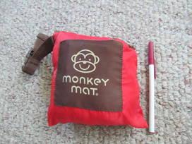 Review Monkey Mat Compact Picnic Blanket