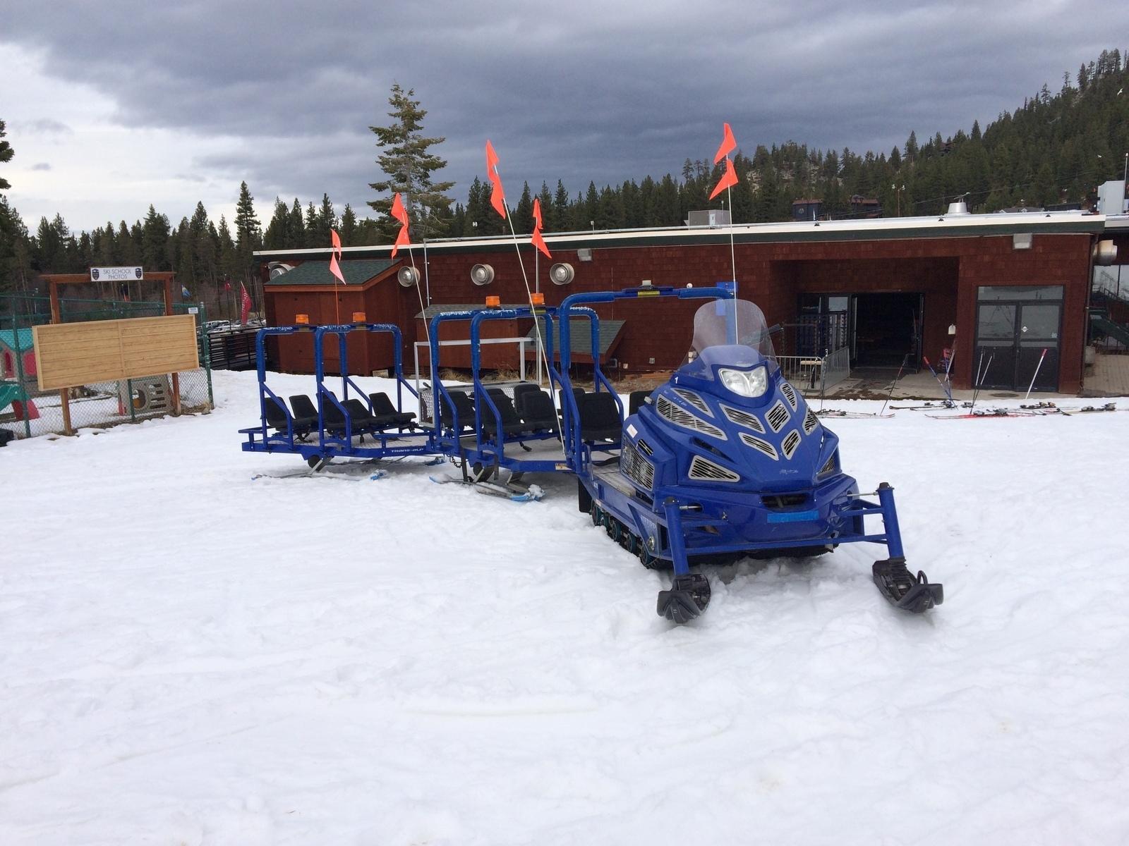Is Heavenly Ski Resort Kid Friendly
