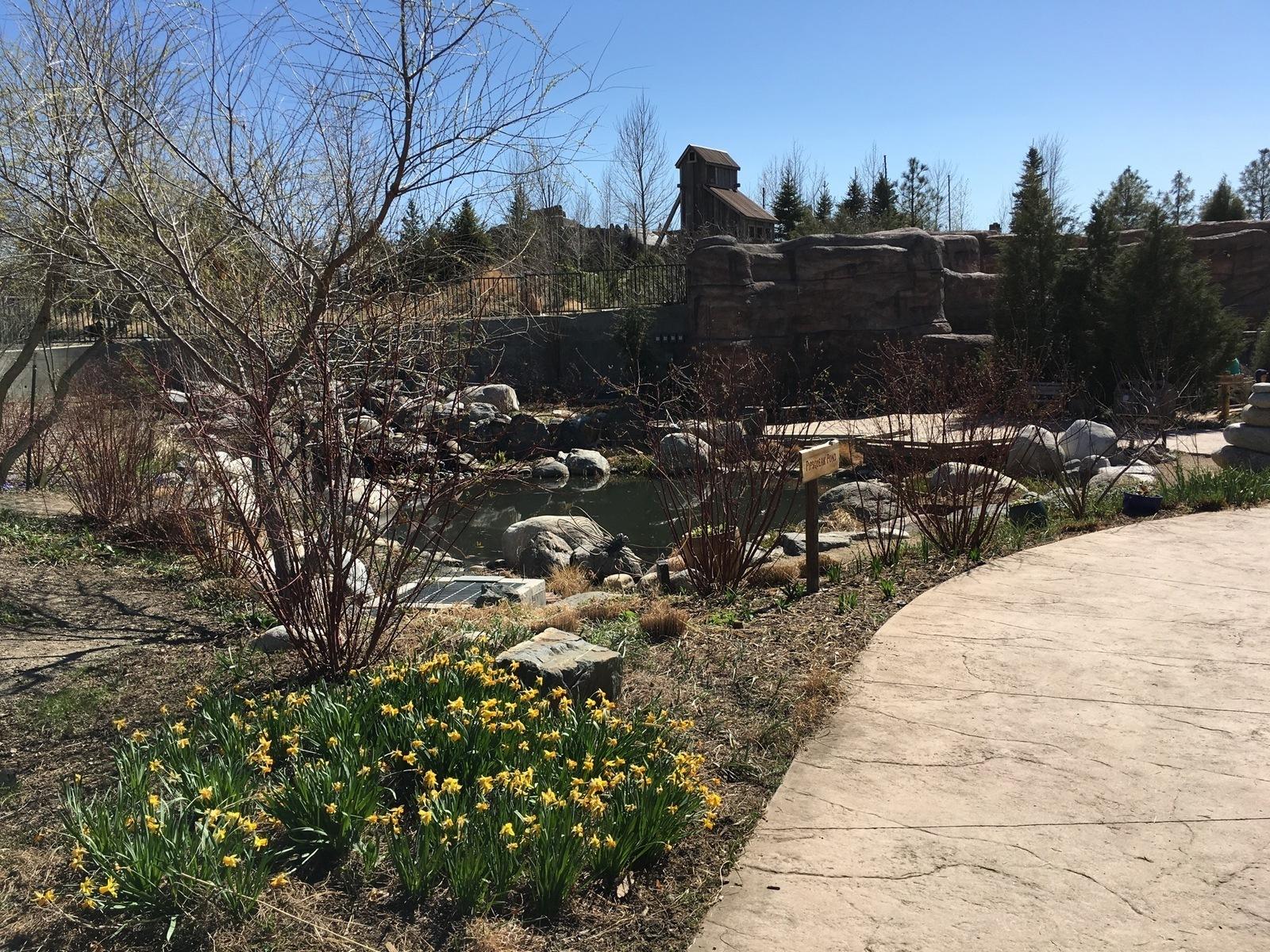 Denver botanical gardens hours creative of denver for Botanical gardens hours today