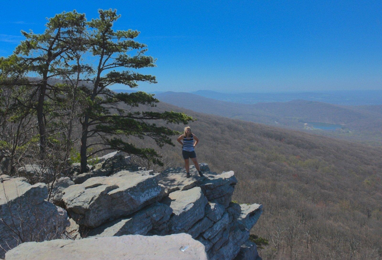 Annapolis Rocks Appalachian Trail In Myersville Md