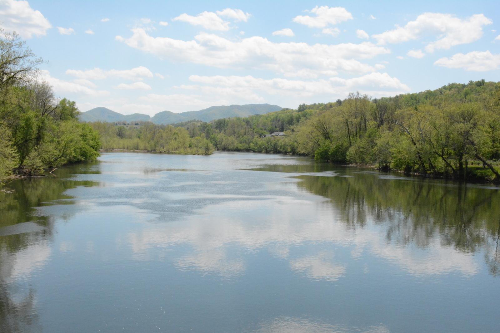 James River Visitor Center - Blue Ridge Parkway - Big Island, Virginia