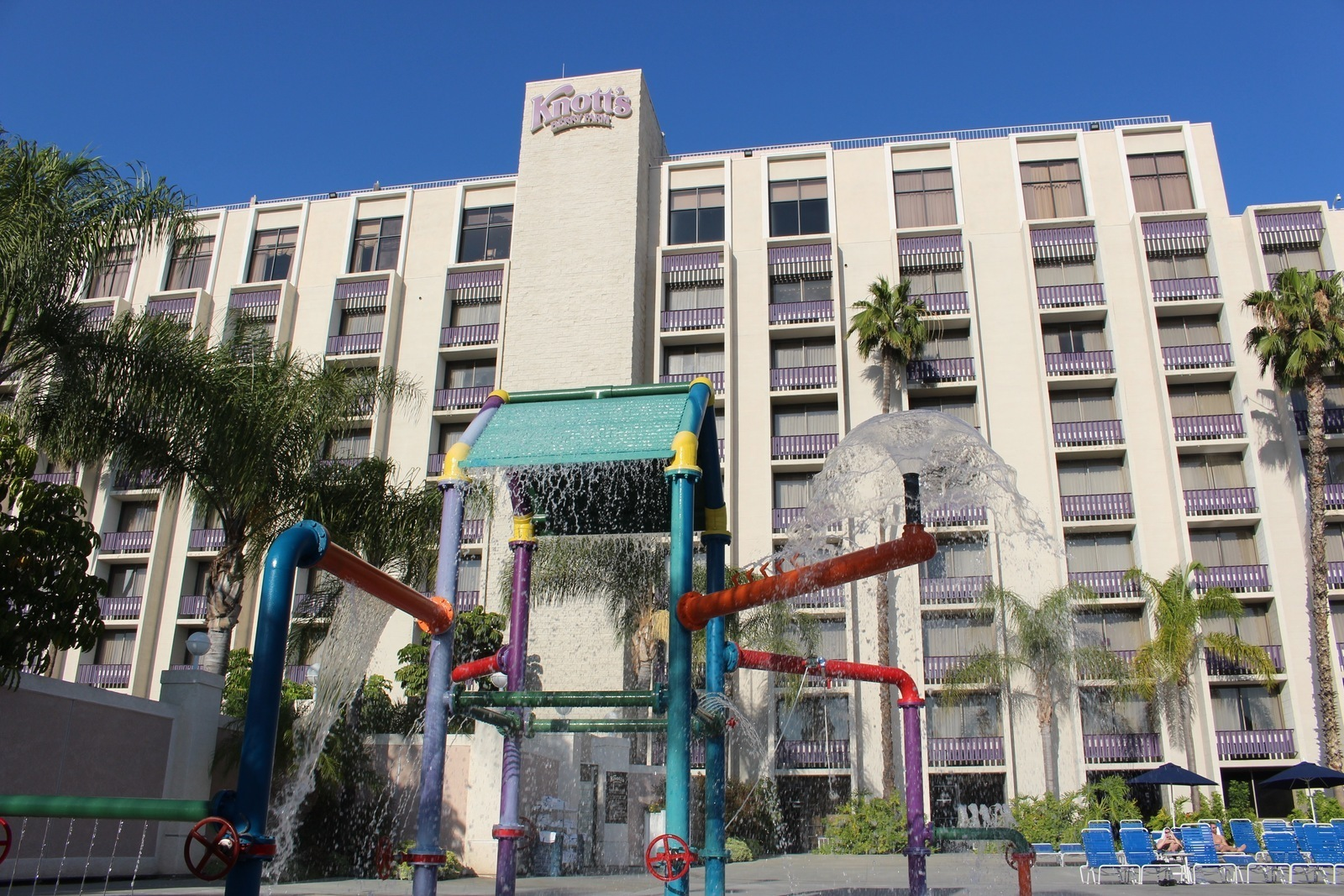 Hotels Close To Knotts Berry Farm