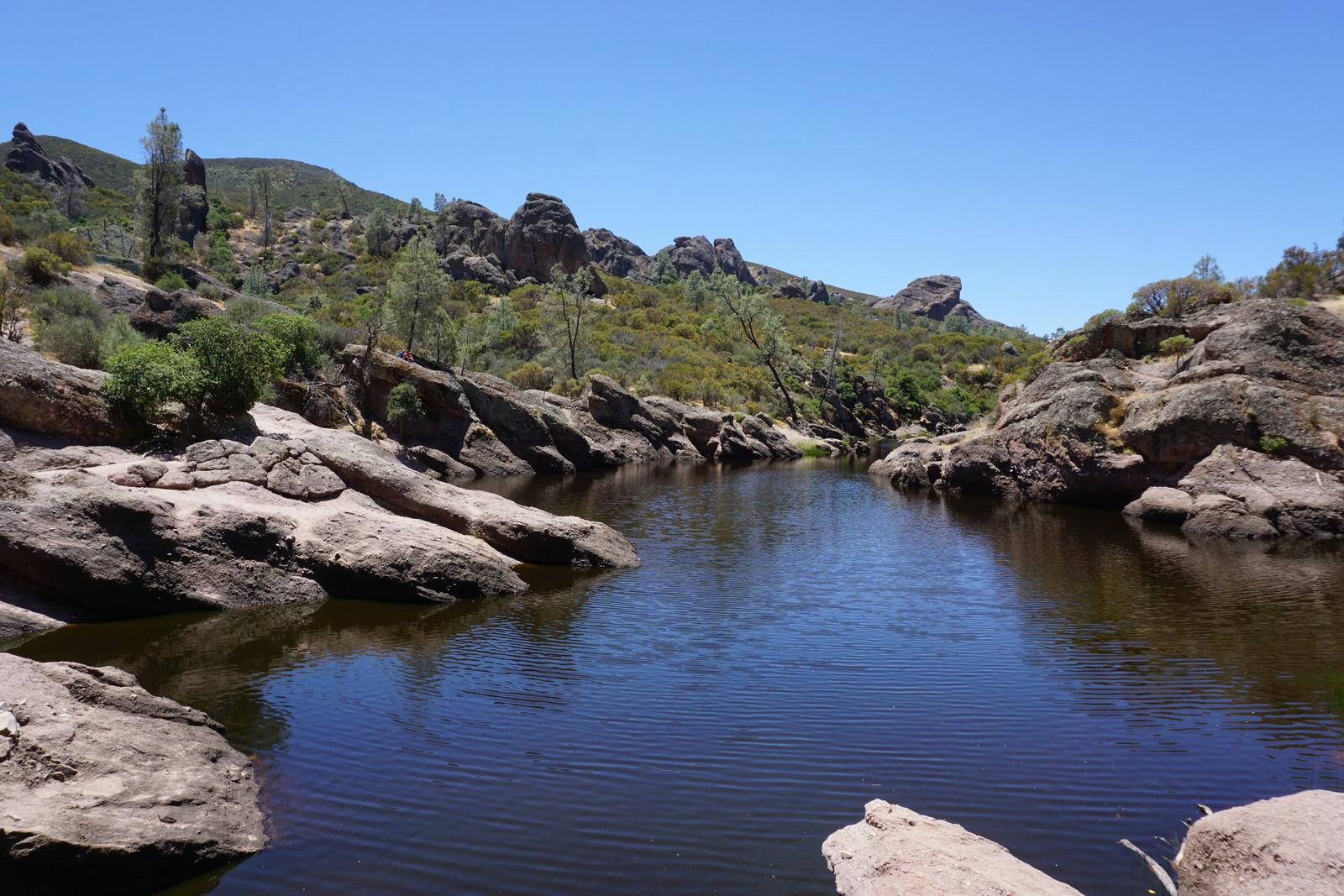 Pinnacles National Park Paicines Ca Kid Friendly