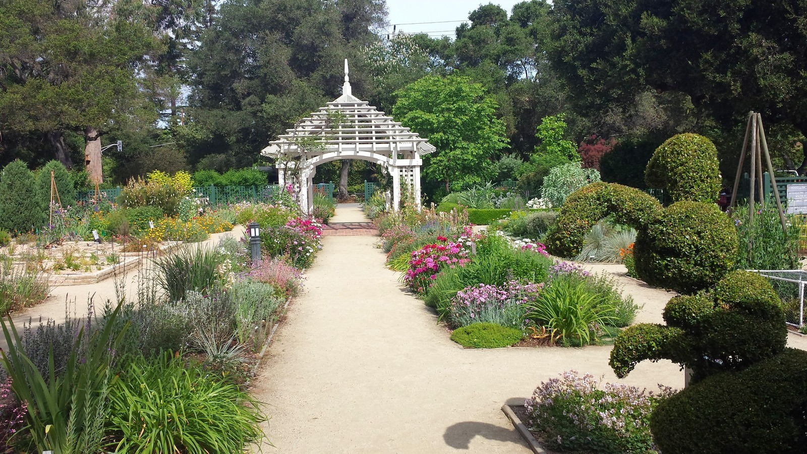 Elizabeth Gamble Garden Palo Alto Ca Kid Friendly