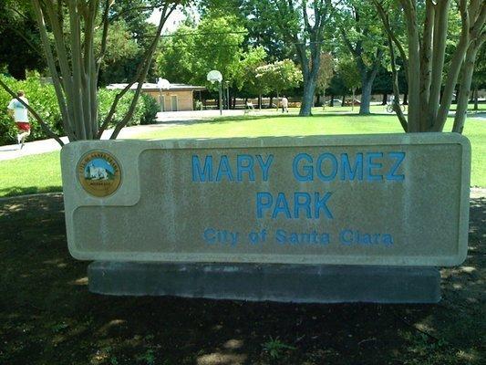 Mary Gomez Park and Pool - Santa Clara, California