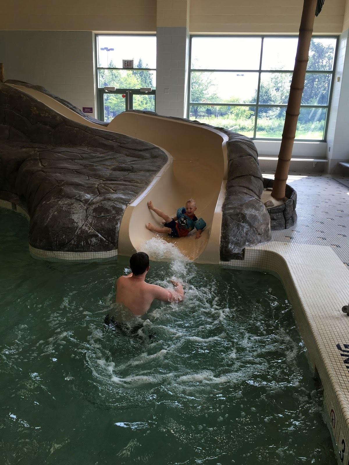 Germantown indoor swim center boyds md kid friendly activity r trekaroo for Germantown indoor swimming pool