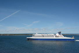 Marine Atlantic - Newfoundland Ferry - North Sydney, Nova Scotia