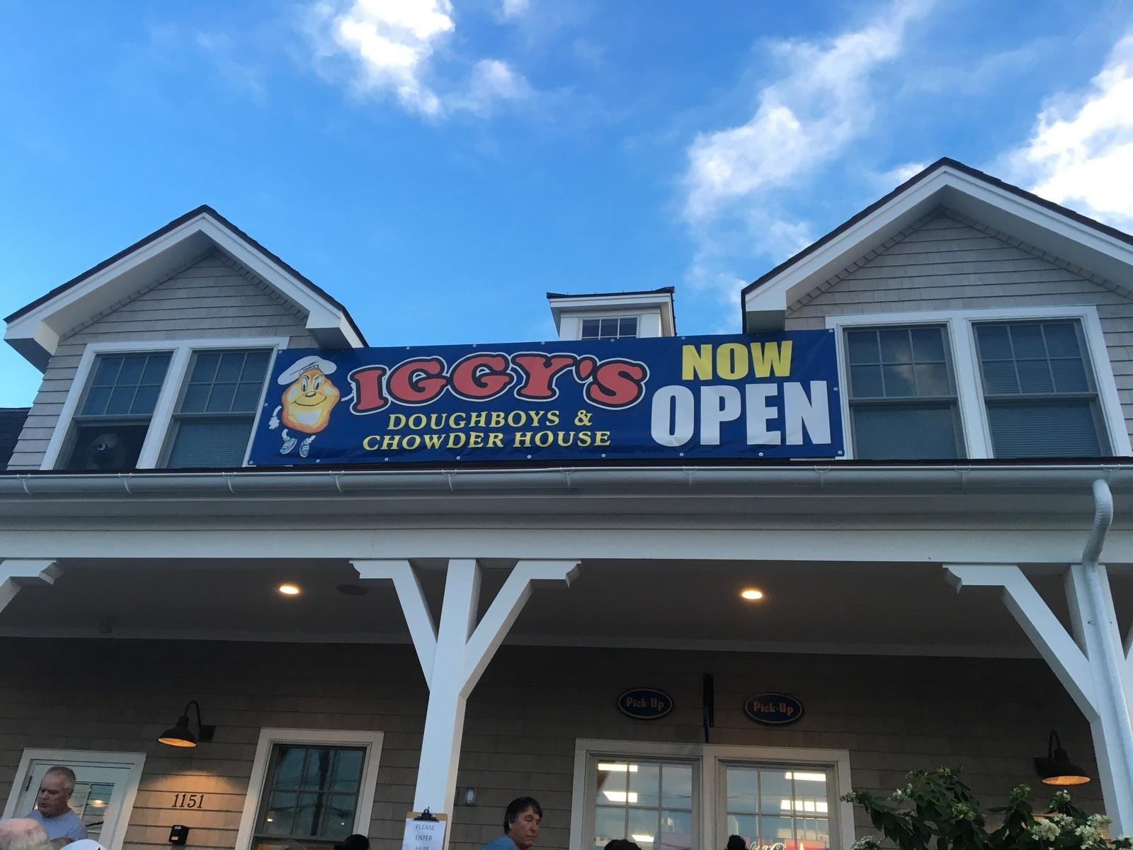 Iggy's Doughboys and Chowder House - Warwick, Rhode Island