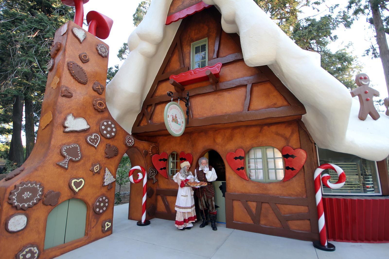 Lake Arrowhead Hotels For Christmas 2020 SkyPark Santa's Village in Lake Arrowhead, California   Kid