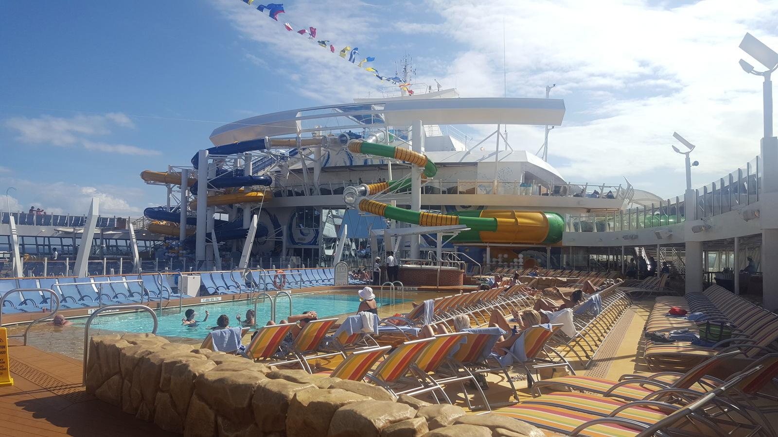 Harmony Of The Seas Royal Caribbean Fort Lauderdale