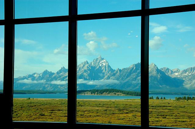 Jackson Lake Lodge - Moran, Wyoming