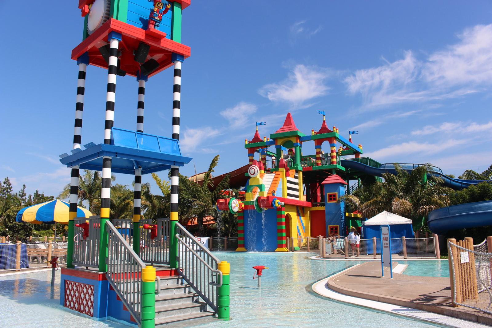 Legoland Water Park In Carlsbad California Kid Friendly