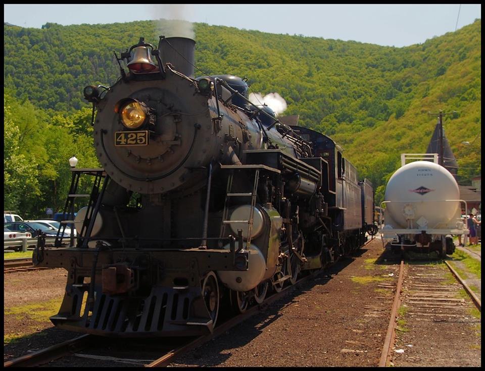 Rail Tours  Inc  In Jim Thorpe  Pennsylvania