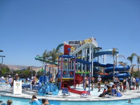 Aqua Adventure Fremont Ca Kid Friendly Activity