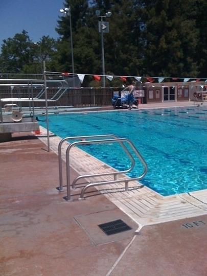 Rinconada Park And Pool Palo Alto Ca Kid Friendly Activity Rev Trekaroo