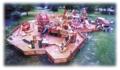 Prairieland Pride Playground | travel activity for kids