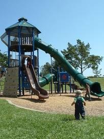Del Mar Park playground - Morro Bay, California