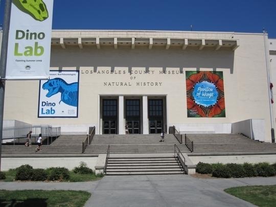 Natural History Museum Sacramento