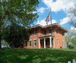 Ulysses S. Grant Home State Historic Site - Galena, Illinois