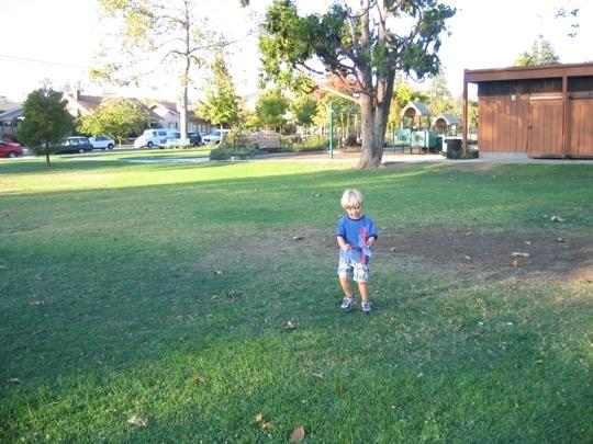 Mitchell Park - San Luis Obispo, California