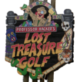 Professor Hackers Lost Treasure Golf & Raceway | travel activity for kids