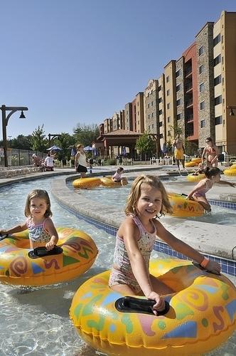 Chula Vista Resort Wisconsin Dells Wi United States: Lost Rios Waterpark At Chula Vista Resort