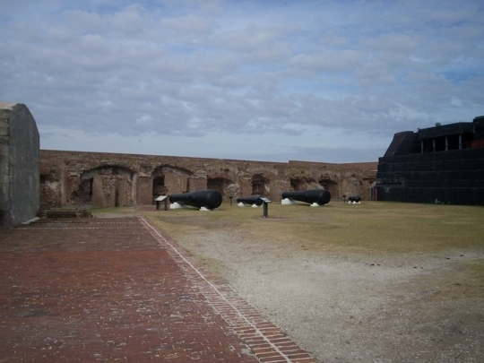 Cost Of Fort Sumter Tour