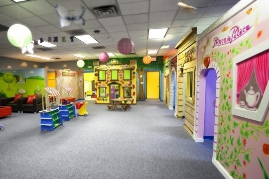 Kids Town - Wheaton, Illinois