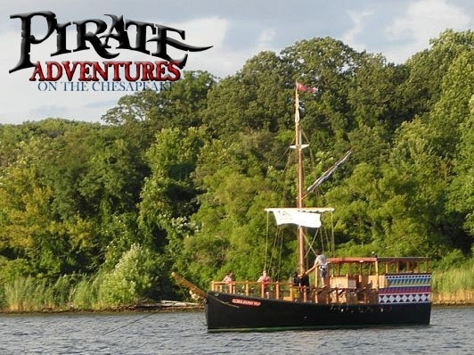 Pirate Adventures On The Cheasapeake In Annapolis Md