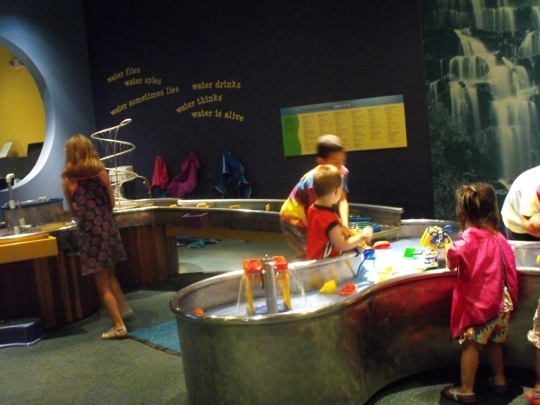 Maryland Science Center Baltimore Md Kid Friendly