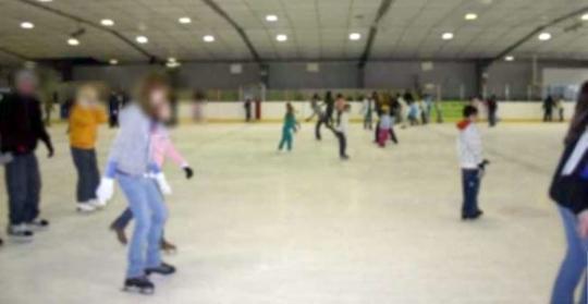 Fairfax Ice Arena - Fairfax, Virginia