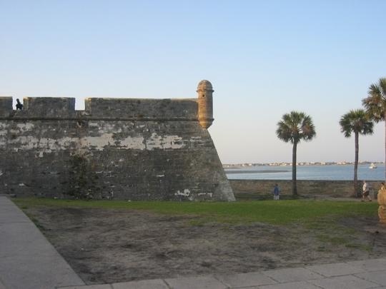 Key West Hotels >> Castillo de San Marcos National Monument - Saint Augustine, FL - Ki... - Trekaroo