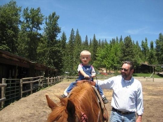 Greenhorn Creek Guest Ranch In Quincy Ca Kid Friendly
