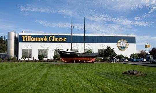 tillamook cheese factory oregon